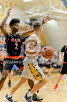 Gallery: Boys Basketball Blaine @ Burlington-Edison